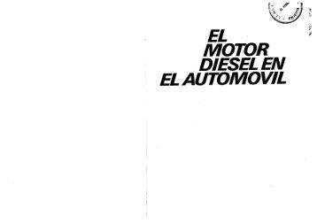Descargar Mecánica del Motor Diesel - Mundo Manuales