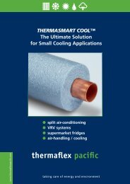 THERMASMART COOL™ The Ultimate Solution for ... - ssl-net.net