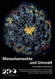 Programm - IHRF - Pädagogische Hochschule Zentralschweiz