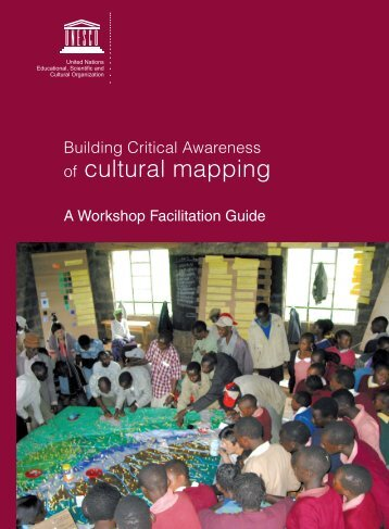 Building critical awareness of cultural mapping ... - unesdoc - Unesco