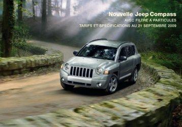 Nouvelle Jeep Compass - Groupe Aubin