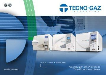 autoclavi Tecno-Gaz - Tehnical Dent