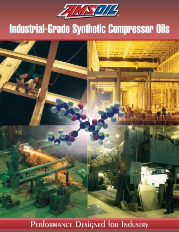 AMSOIL Compressor Oils - OilTek Solutions