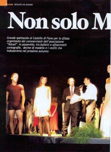 Non solo Moda a Corte (intero articolo .pdf 1.8Mb) - FianoRomano.org