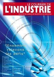Dossier - Tunisie industrie