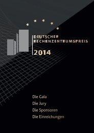 Deutscher Rechenzentrumspreis 2014