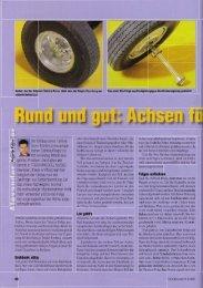 Achsen für Euro-Tamiya-Auflieger (PDF - 2 MB) - Alex Kalcher
