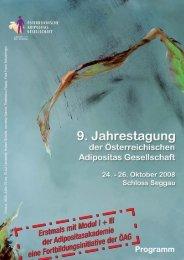Programm - Österreichische Adipositas Gesellschaft