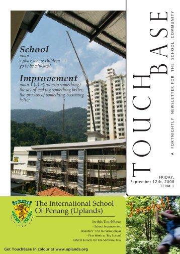 Jerejak! - The International School Of Penang