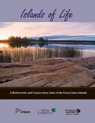 Islands of Life - Natural Heritage Information Centre
