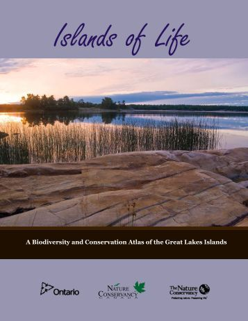 Islands of Life - Natural Heritage Information Centre