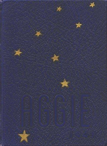 Aggie 1943 - Yearbook - University of Minnesota, Crookston