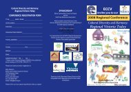 2008 flyer trifold inside final .indd - Ethnic Communities Council of ...