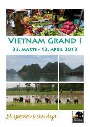 Vietnam Grand I - Jesper Hannibal