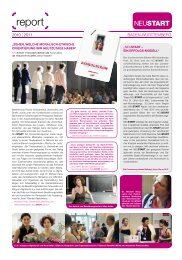 report 2010 | 2011 Baden-Württemberg Druckversion |PDF