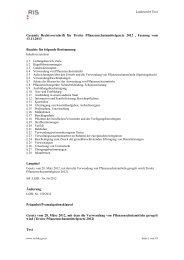 Tiroler Pflanzenschutzmittelgesetz - Landwirt.com