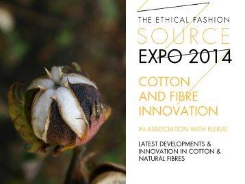 EXPO 2014 Cotton & Fibre Innovation