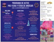 programa de feria 2013