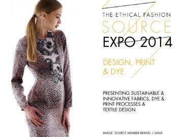 EXPO 2014 Design, Print & Dye