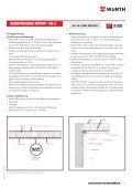 LUFTDICHTHEIT IM INNENBEREICH - Würth - Seite 5
