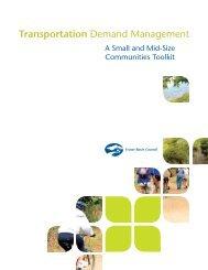 TDM - Fraser Basin Council