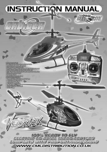 Orbiter & Vortex - CML Distribution