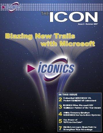 The ICON Summer 2007 - ICONICS UK Ltd
