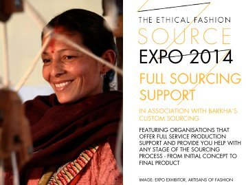 EXPO 2014 Full Sourcing Support