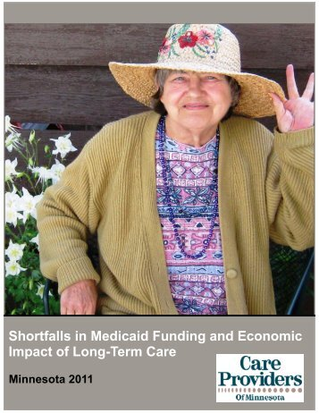 Shortfalls in Medicaid Funding and Economic Impact of Long-Term ...