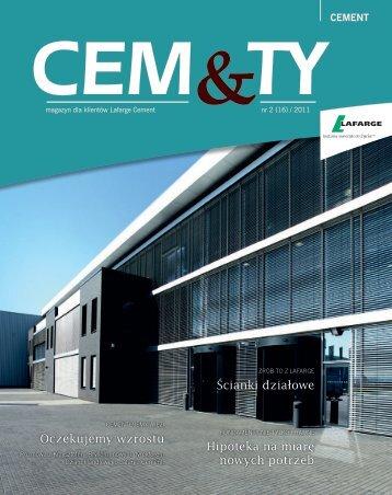 CEM&TY; nr 2(16) - Lafarge