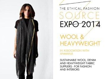 EXPO 2014 Wool & Heavyweight