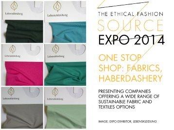 EXPO 2014 Fabric Shop