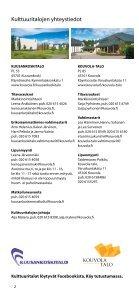 Kouvolan kulttuuritalot - Page 2