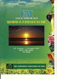 registration form - The Fertiliser Association Of India