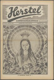Herstel (1940) nr. 42 - Vakbeweging in de oorlog