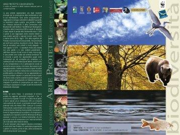 aree protette e biodiversita - Planeco