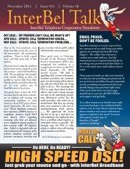 November - InterBel