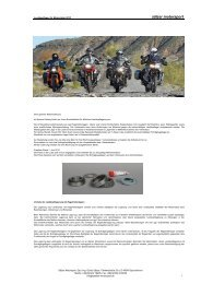 Lenkkopflager Saelzer, Juni 2012 - Sälzer Motorsport