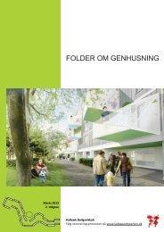 FOLDER OM GENHUSNING - Domea