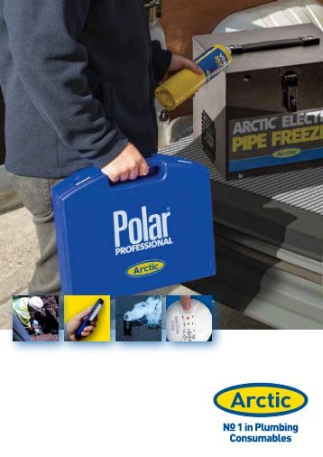 Arctic Products Catalogue 2012