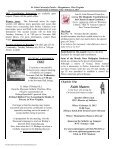 Faith Matters - St. John University Parish - Page 2