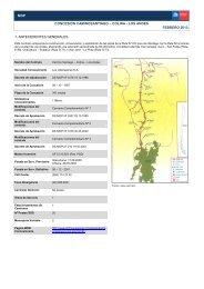 mop concesión caminosantiago – colina - los andes febrero 2013 1 ...