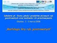 wyklad 4 morfologia ikry ryb jesiotrowatych [pdf]