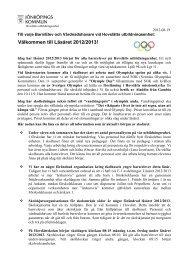 Välkommen till Läsåret 2012/2013! - Skola.jonkoping.se