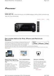 Das coolste Add-on für iPod, iPhone und iPad ist ... - electronic4you