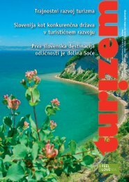 Trajnostni razvoj turizma Slovenija kot konkurenčna država v ...