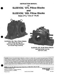 "SLEEVOIL"" STL Pillow Blocks and SLEEVOIL@ SSL ... - PTplace.com"