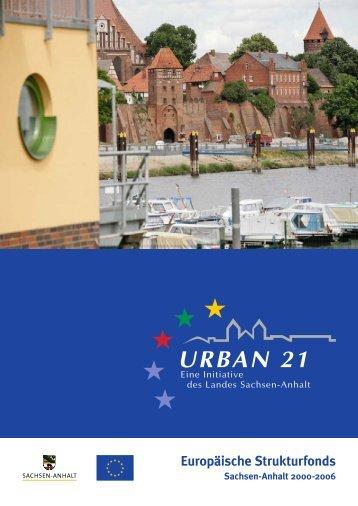 Broschuere urban 22
