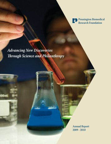 Advancing New Discoveries Through Science and Philanthropy