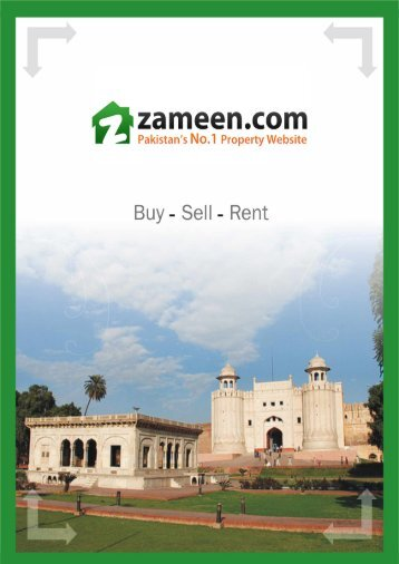 13 Marla Residential Plots For Sale. - Zameen